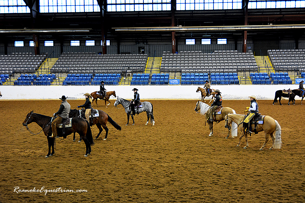 Ranch Horses Are Star Of Aqha Spring Breakout At Virginia