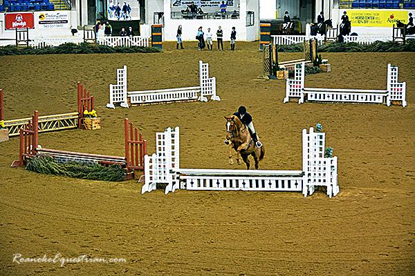 House Mountain Horse Show provides springwarm-up