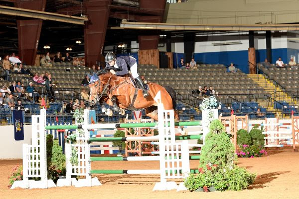 Manuel Torres rides Christofolini H to $30,000 George L. Ohrstrom Grand Prix win
