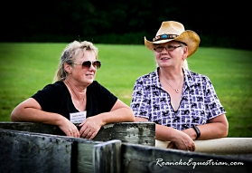 Debbie Mooty and Carol Bernstein