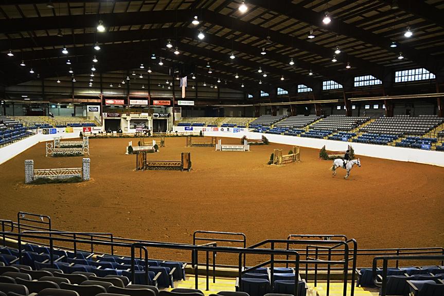 Stonewall Country Horse Show kicks off another show season at Virginia HorseCenter