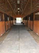 ardmore barn inside