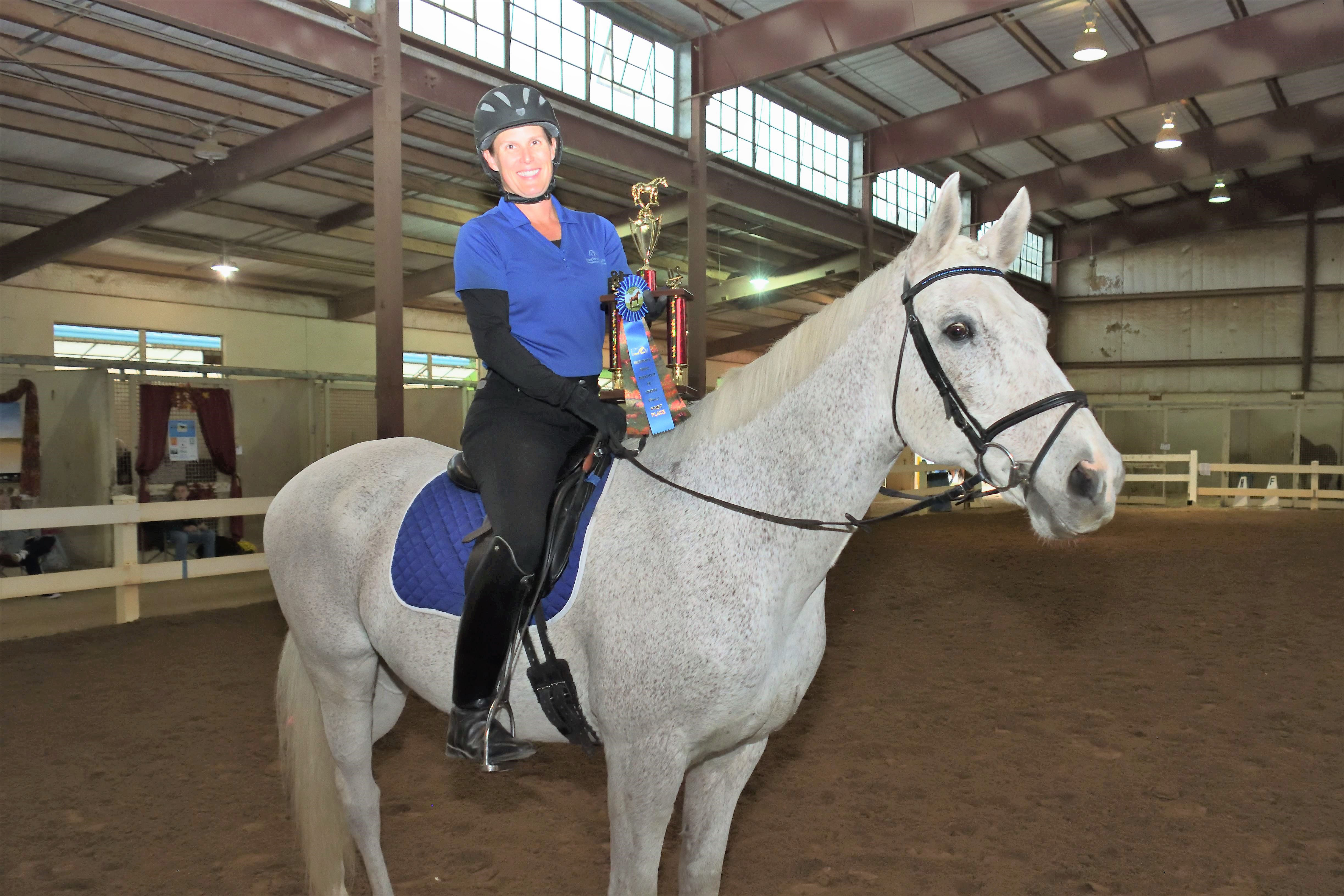 Therapeutic Riding Association of Virginia holds 30th annual