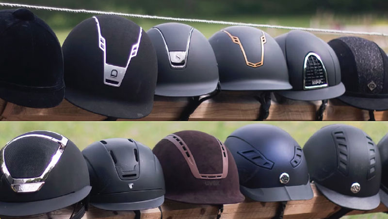 Virginia Tech Helmet Lab turns attention to equestrian helmets, starts crowdfunding campaign